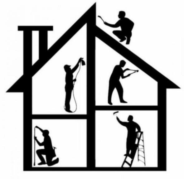 Repair Chimney Roof