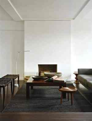 ArchitectureDecor - Minimalist Fireplace - Simple Concept of Fireplace