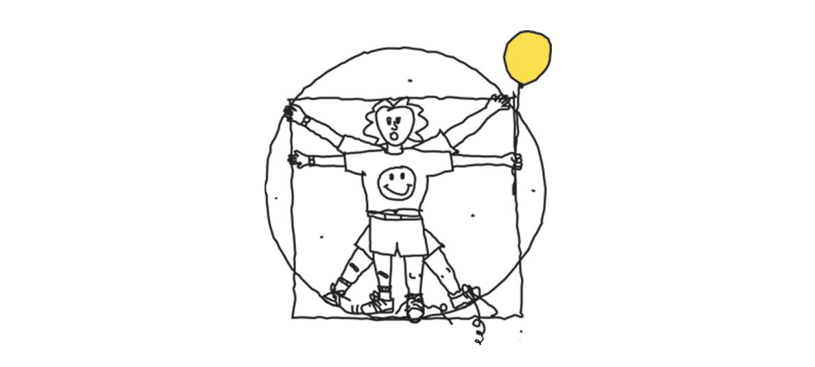 Architecture Is Fun The Vitruvian Kid: Design That Fits