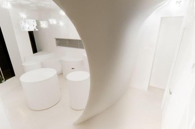 Salon du Fromage, Paris / kotaro horiuchi architecture