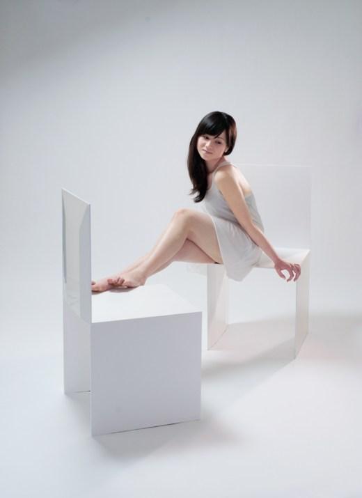chaise pliante / kotaro horiuchi architecture