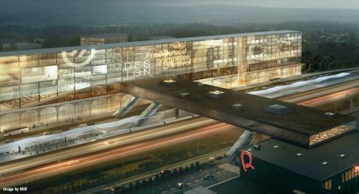 MASTERPLAN ØSTFOLD AIRPORT REGION by FUTUREPROOF