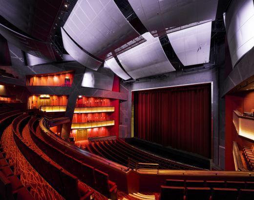 Daniel Libeskind Grand Canal Theatre