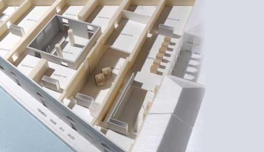 Tadao Ando François Pinault Arts Centre