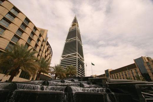 Al Faisaliah Complex: Foster and Partners, Riyadh, 2000