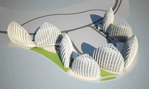 Putrajaya waterfront Precinct 4 malaysia