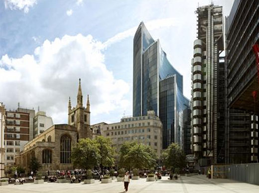 New tower for Willis in the City of London