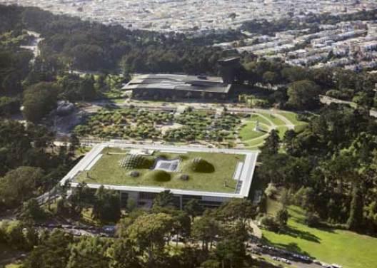 California Academy of Sciences / Renzo Piano