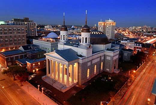 Basilica of the Assumption, Baltimore