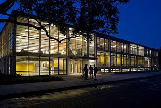 The Lavin-Bernick Center for University Life, New Orleans