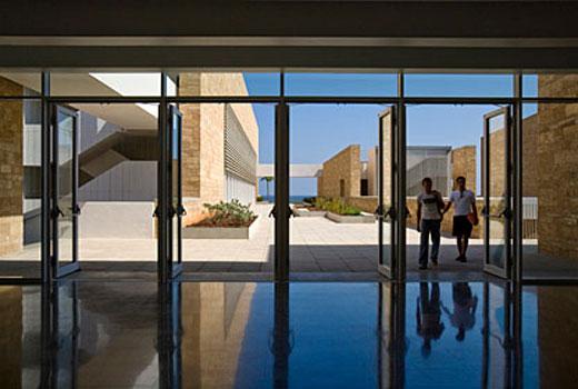 Charles Hostler Student Center, Beirut, Lebanon