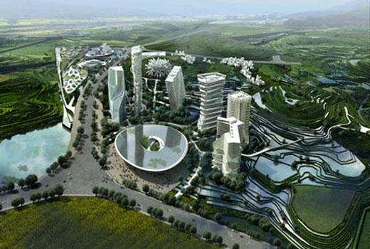 huaxi city centre