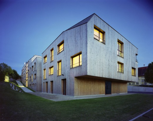 Retirement Home, Riedisheim / by Atelier Zündel & Cristea