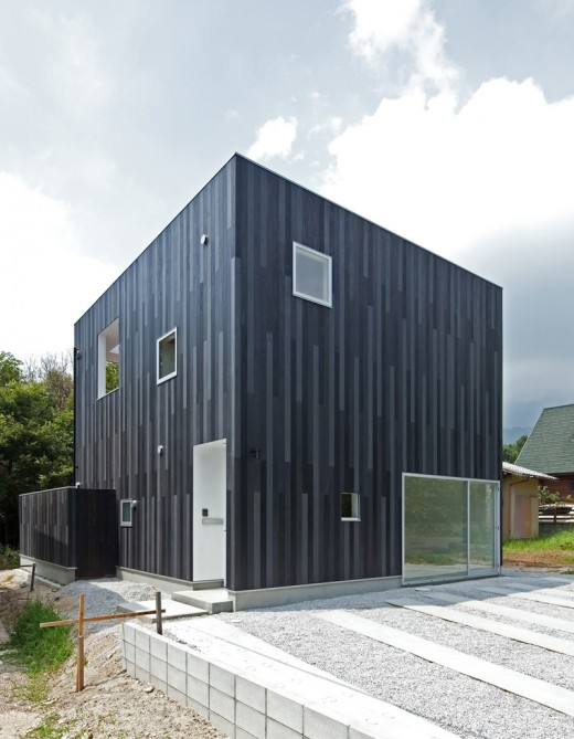 N-House, Shiga, Japan / by TOFU