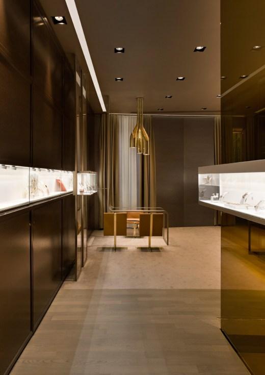 Faraone Jewellery Shop, Milan / by Iosa Ghini Associates
