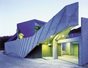 Purple Hill House, Gyeounggi-do, Korea / by IROJE KHM Architects