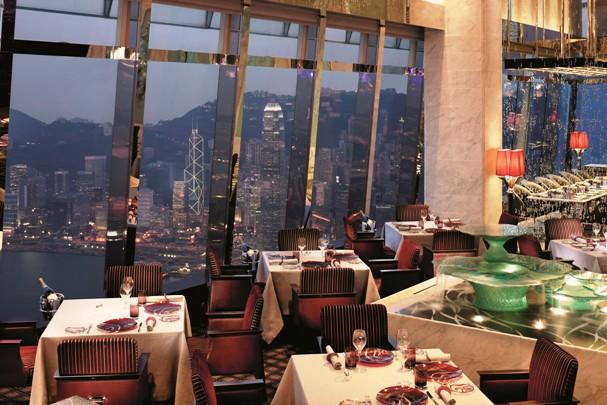 The Ritz-Carlton, Hong Kong / by KPF