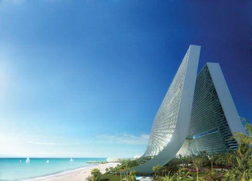 Marina + Beach Towers, U.A.E / by OPPENHEIM