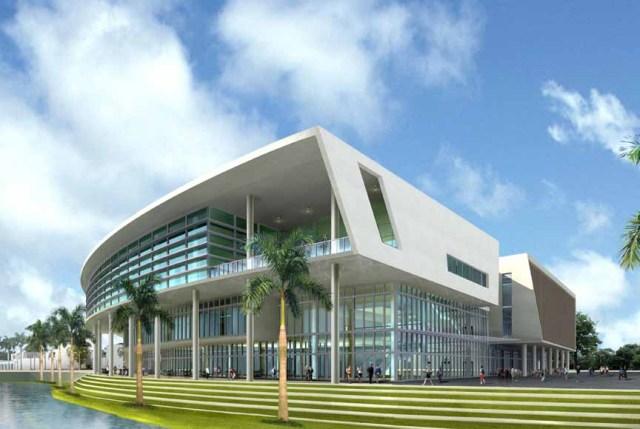 University of Miami Student Center Complex