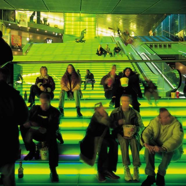 Path ArenA, Amsterdam South-East / by Frits van Dongen, de Architekten Cie