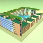 OASIS Residential Complex, Alicante / by Luis de Garrido