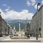 Car-free Zone of Maria-Theresian-Straße in Innsbruck, AUSRTRIA / by AllesWirdGut