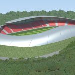 CSKA Sofia Soccer Stadium Remodel / by Design Initiatives