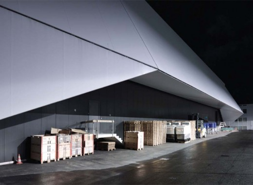 ICRC logistics center / by group8