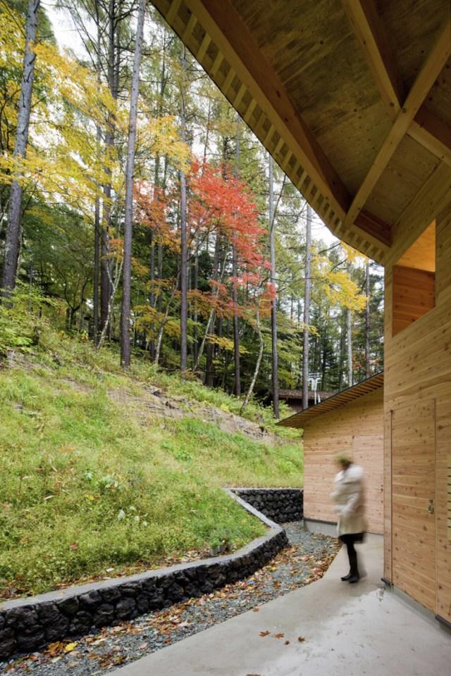 The InBetween House, Japan, designed by Koji Tsutsui & Associates