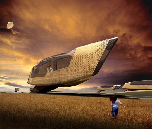 Tornado House / by IO DESIGN