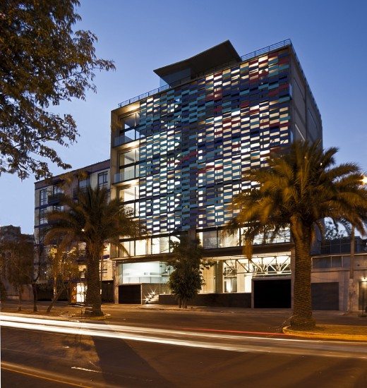 CS 639 Office Building in Mexico City / by ZD + A