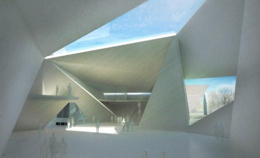 Gösta Serlachius Museum, Finland / by Matteo Cainer Architects