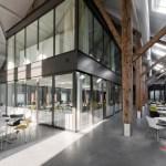 Community Institution 'DE ZANDE' - Barn Beernem / by BURO II & ARCHI+I