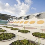 Waste Treatment Facility from Valles Occidental in Vacarisses, Barcelona / by Battle and Roig Architects