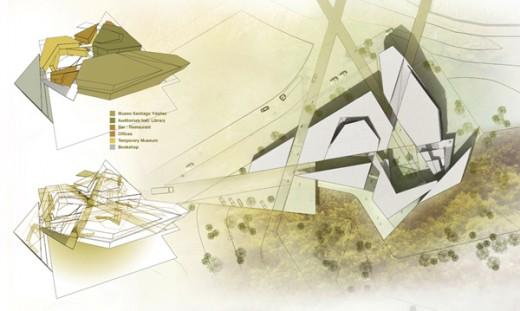 Museum Santiago Ydáñez / by Matteo Cainer Architects
