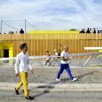 Petit-Bain Cultural Floating Building / by ENCORE HEUREUX architects