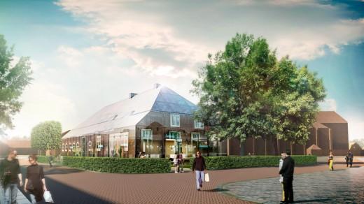 Glass Farm in Schijndel, Netherlands / by MVRDV