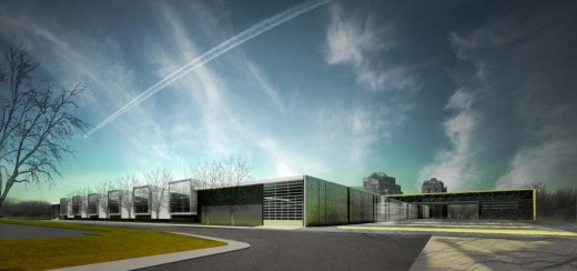 Stinson Transport Center in Montréal, Québec / by Lemay
