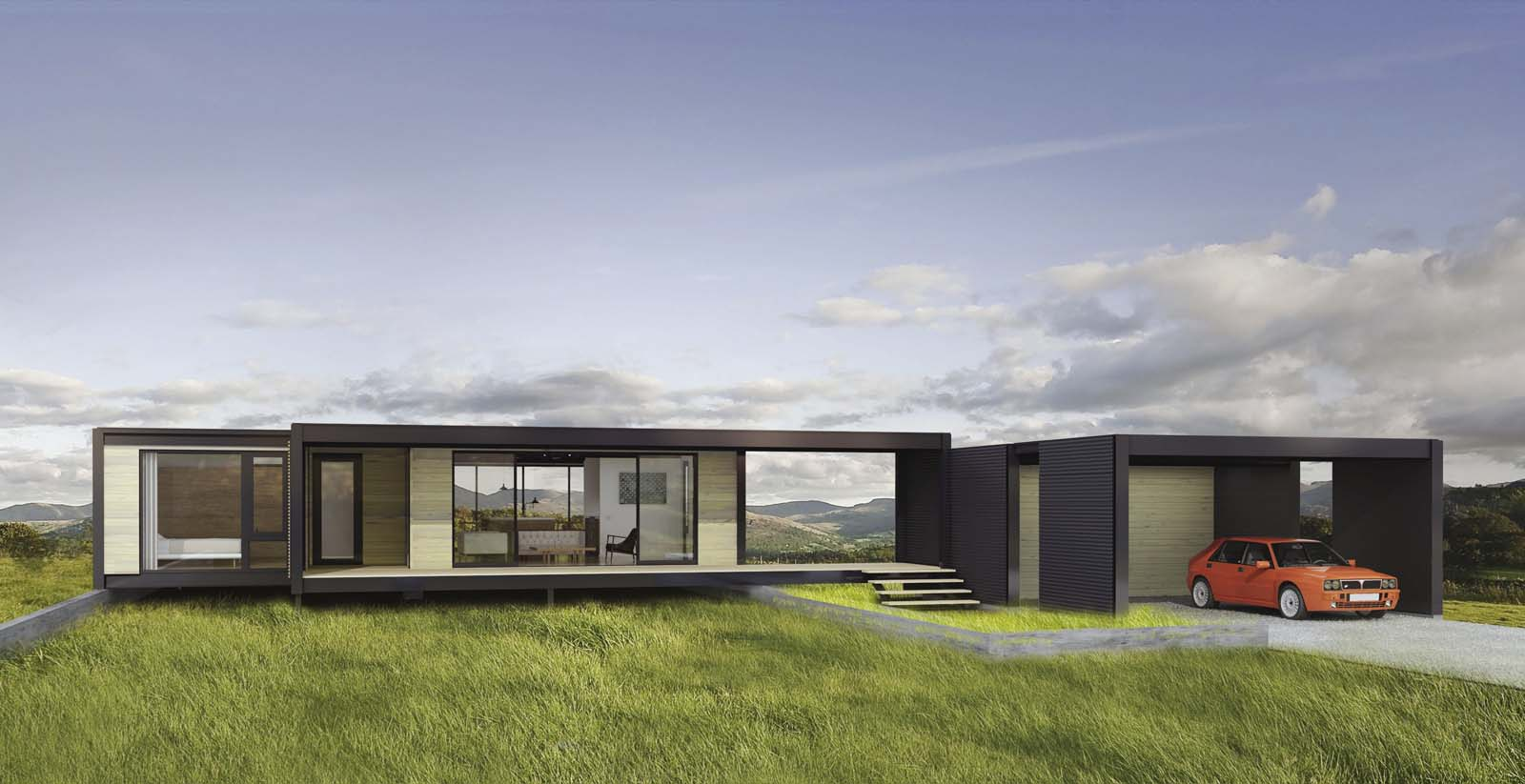 New Sustainable Modular Homes / by Connect:Homes ...