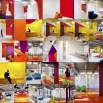 Prismatic Colours / by Jean Verville, Architecte