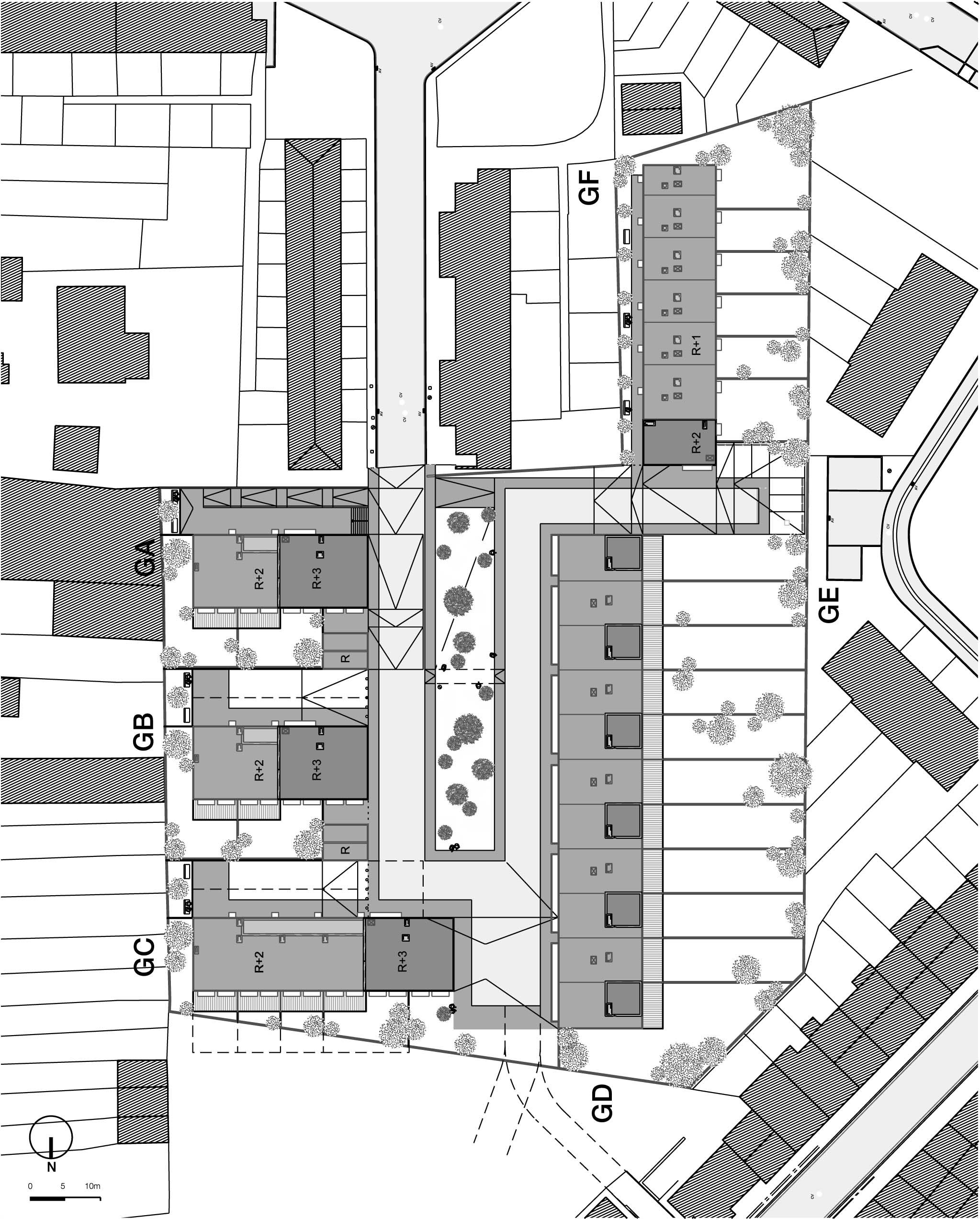 Sustainable Social Housing Project Sint Agatha Berchm B