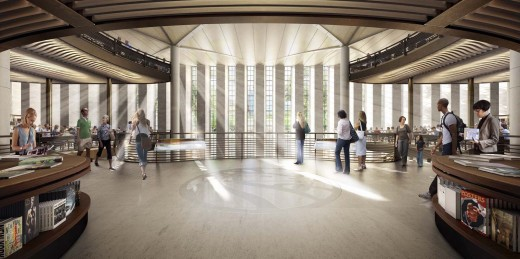 New York Public Library / by Foster + Partners
