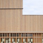 Groupe Scolaire Pasteur / by R2K Architectes