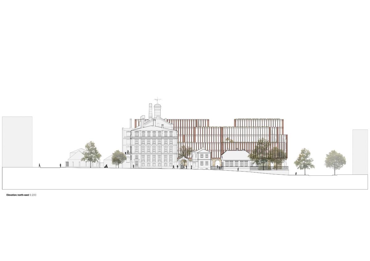 The Redevelopment of The Historic Kimmel Quarter in Riga