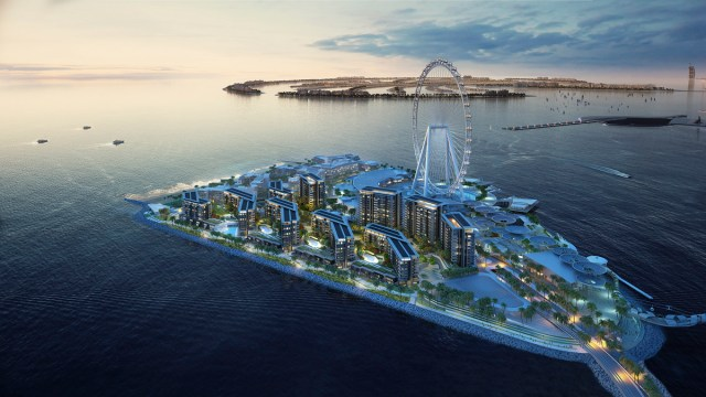 Bluewaters Residences, Dubai