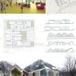 New Kindergarten and Nursery School. San Vito di Cadore / ATENASTUDIO