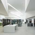 MEDIATHEQUE / Dominique COULON & Associés