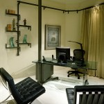 Office - The Enclave by Jamie Herzlinger Interiors