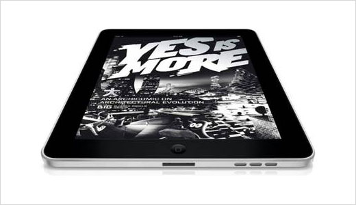 BIG  Yes is More eBook on iPad