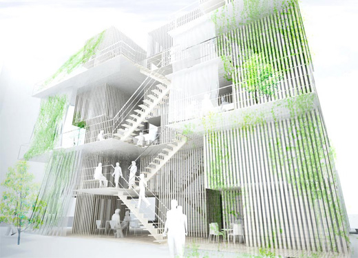tablehousing
